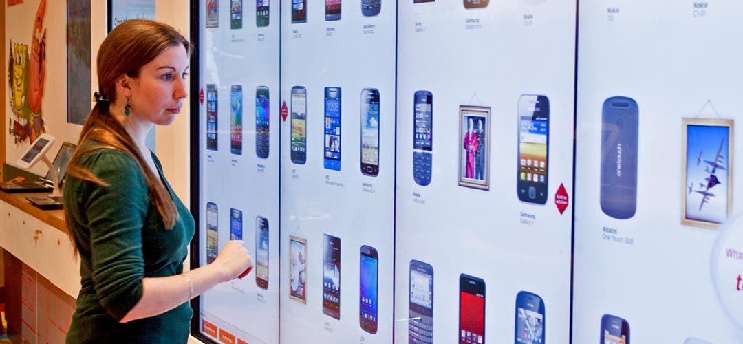 Borne interactive d'aide au choix : de quoi ont besoin les consommateurs ?