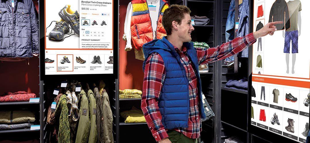 Garder le contact physique avec les consommateurs grâce à la transformation digitale
