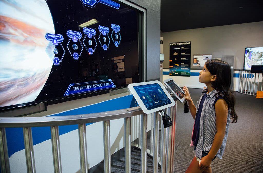 La culture se démocratise et vient aux gens grâce aux dispositifs interactifs