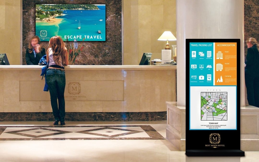 Les hôtels entament leur digitalisation pour favoriser l'autonomie des clients