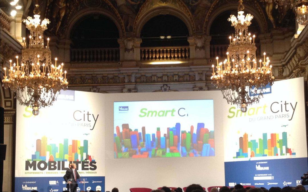 Les dispositifs interactifs pour une ville connectée