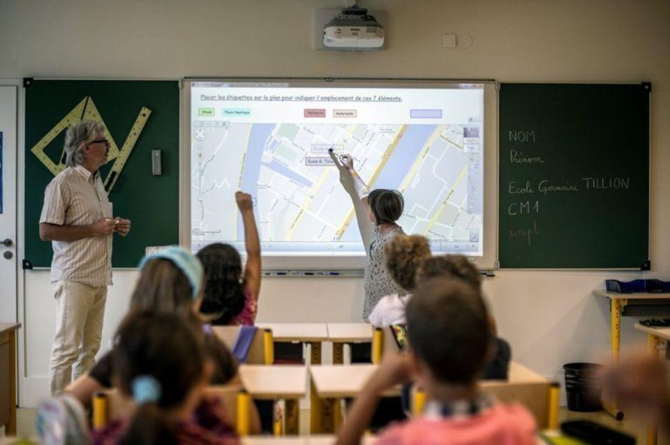 La nouvelle ère interactive de l'enseignement