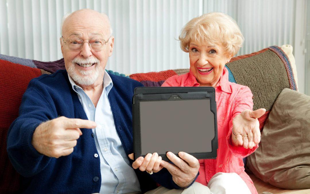 Favoriser l'autonomie des personnes âgées au moyen des dispositifs interactifs
