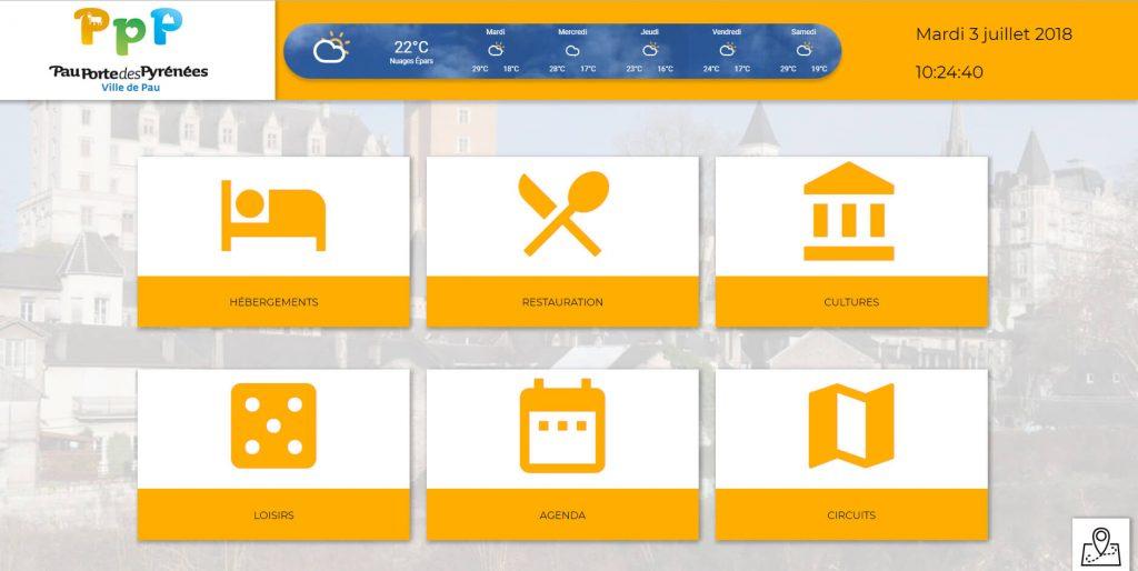 Les dispositifs interactifs pour faire découvrir la ville